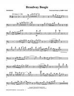 Broadway Boogie - Trombone Sheet Music