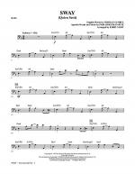 Sway (Quien Sera) - Bass Sheet Music