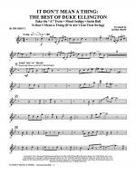 It Don't Mean A Thing: The Best Of Duke Ellington (Medley) - Bb Trumpet 1 Sheet Music