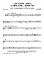 It Don't Mean A Thing: The Best Of Duke Ellington (Medley) - Bb Trumpet 2 Sheet Music