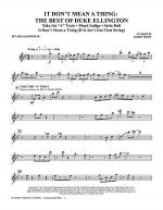 It Don't Mean A Thing: The Best Of Duke Ellington (Medley) - Tenor Sax Sheet Music