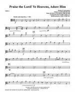 Praise The Lord! Ye Heavens, Adore Him - Viola Sheet Music