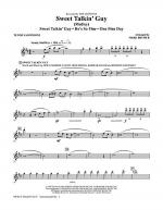 Sweet Talkin' Guy - Music Of The Chiffons (Medley) - Tenor Sax Sheet Music