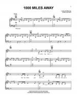 1000 Miles Away Sheet Music