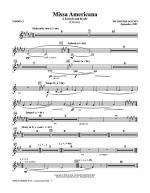 Missa Americana - F Horn 3 Sheet Music
