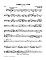 Missa Americana - Viola Sheet Music