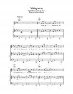 Malaguena Sheet Music
