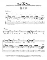 There For You Sheet Music