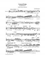 Concert Etude For Solo Horn In F Sheet Music