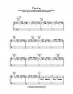 Camino Sheet Music