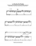 La Rumba De Nicolas Sheet Music