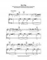 Sin Ella Sheet Music