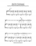 Solo Por Ti (Amiwawa) Sheet Music