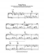 Trista Pena Sheet Music