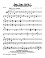 Toon Tunes - Drums Sheet Music