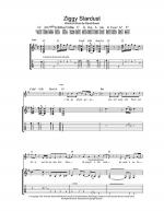 Ziggy Stardust Sheet Music