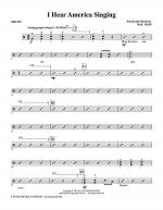 I Hear America Singing - Drums Sheet Music