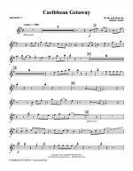 Caribbean Getaway - Bb Trumpet 1 Sheet Music
