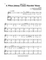 When Johnny Comes Marching Home Sheet Music