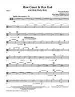 How Great Is Our God with Holy, Holy, Holy - Viola Sheet Music