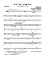 How Great Is Our God with Holy, Holy, Holy - String Bass Sheet Music