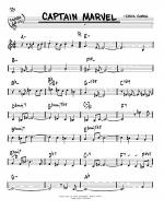 Captain Marvel Sheet Music