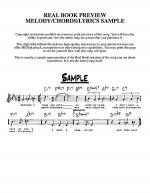 Doxy Sheet Music