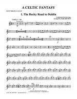 A Celtic Fantasy - Pennywhistle/Flute Sheet Music