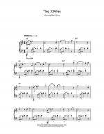 Theme From The X-Files Sheet Music