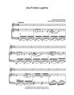 Una Furtiva Lagrima (A Furtive Tear) Sheet Music