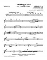 Amazing Grace (My Chains Are Gone) - Alto Sax 1,2 Sheet Music