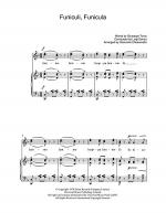 Funiculi, Funicula Sheet Music
