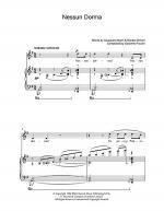 Nessun Dorma (from Turandot) Sheet Music