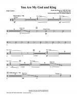 You Are My God And King - Percussion Sheet Music