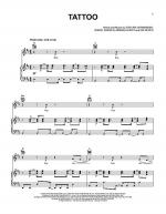 Tattoo Sheet Music