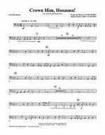 Crown Him Hosanna - Contrabass Sheet Music