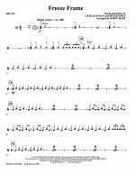 Freeze Frame - Drums Sheet Music