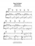 Agua De Beber (Drinking Water) Sheet Music