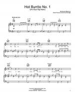 Hot Burrito No. 1 (I'm Your Toy Horn) Sheet Music