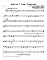 O Come, O Come, Emmanuel - F Horn Sheet Music
