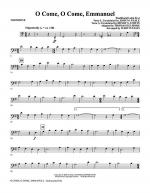 O Come, O Come, Emmanuel - Trombone Sheet Music