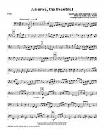 America, The Beautiful - Bass Sheet Music