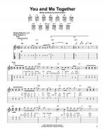 You And Me Together Sheet Music