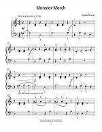 Monster March Sheet Music