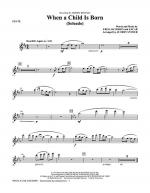 When A Child Is Born (Soleado) - Flute Sheet Music