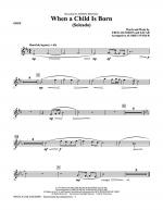 When A Child Is Born (Soleado) - Oboe Sheet Music