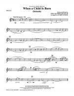 When A Child Is Born (Soleado) - Violin 1 Sheet Music