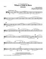 When A Child Is Born (Soleado) - Viola Sheet Music