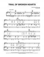 Trail Of Broken Hearts Sheet Music