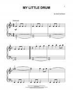My Little Drum Sheet Music